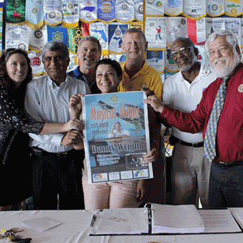 Rotary Clubs Organizes Fundraising Concert for SXM Children